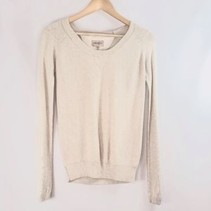 Wilfred Free Crew Neckline Long Sleeves sweater